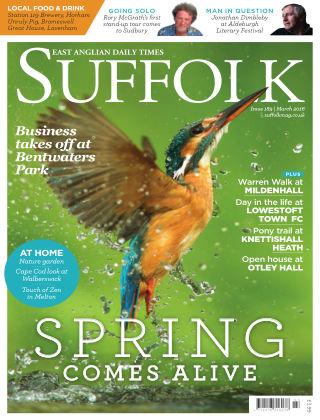 Suffolk Magazine March 2016