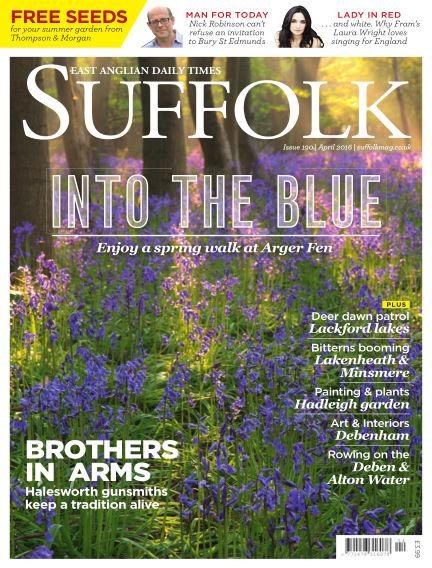 Suffolk Magazine March 18, 2016 00:00