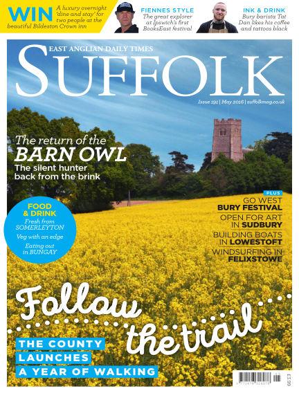 Suffolk Magazine April 15, 2016 00:00
