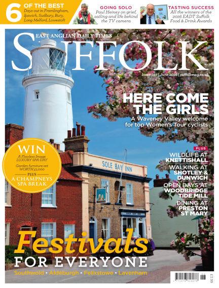 Suffolk Magazine May 20, 2016 00:00