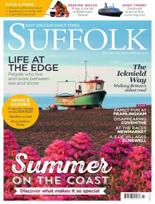 Suffolk Magazine July 2016