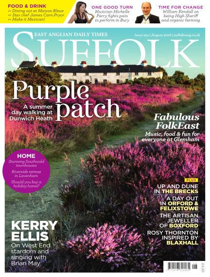 Suffolk Magazine July 22, 2016 00:00