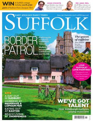Suffolk Magazine September 2016