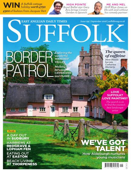Suffolk Magazine August 19, 2016 00:00