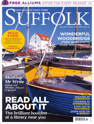 Suffolk Magazine October 2016