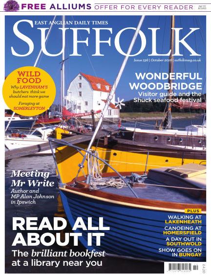 Suffolk Magazine September 22, 2016 00:00
