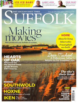 Suffolk Magazine November 2016