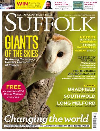 Suffolk Magazine March 2017