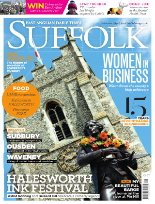 Suffolk Magazine April 2017