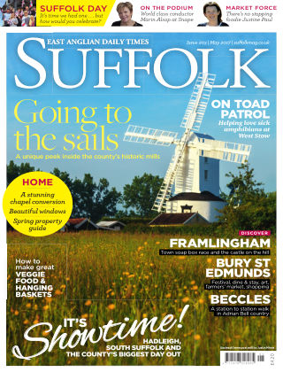 EADT Suffolk Magazine May 2017