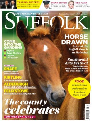 Suffolk Magazine June 2017