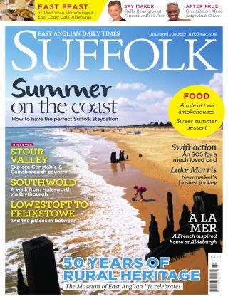 Suffolk Magazine July 2017
