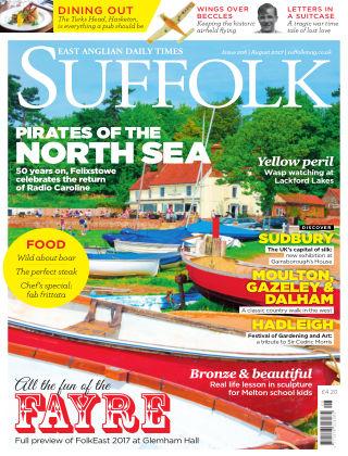 Suffolk Magazine August 2017