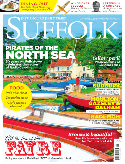 Suffolk Magazine July 21, 2017 00:00