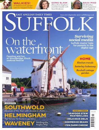 EADT Suffolk Magazine September 2017