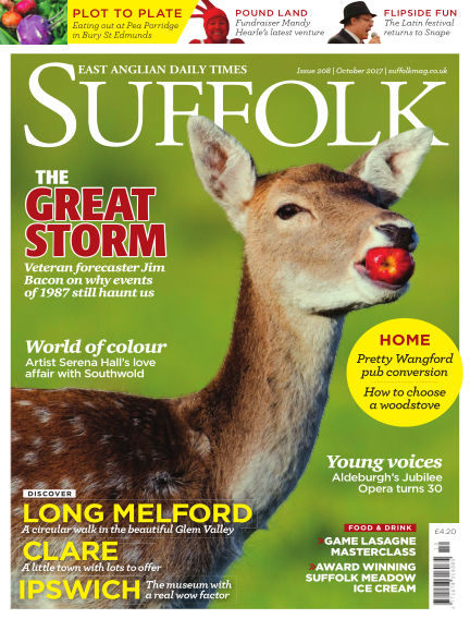Suffolk Magazine September 15, 2017 00:00