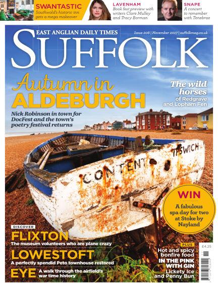 Suffolk Magazine October 20, 2017 00:00