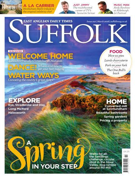 Suffolk Magazine February 16, 2018 00:00
