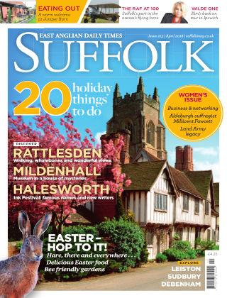 Suffolk Magazine April 2018