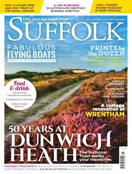 Suffolk Magazine April 13, 2018 00:00