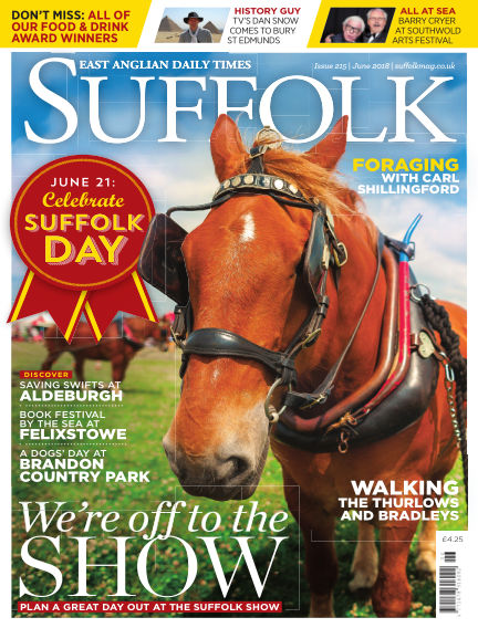 Suffolk Magazine May 18, 2018 00:00