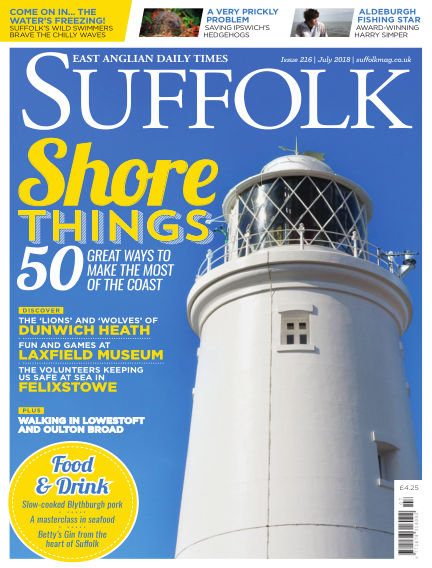Suffolk Magazine June 15, 2018 00:00