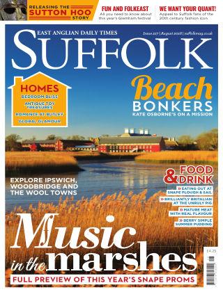 Suffolk Magazine August 2018