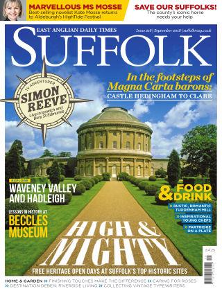 Suffolk Magazine September 2018