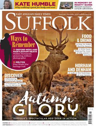 Suffolk Magazine November 2018