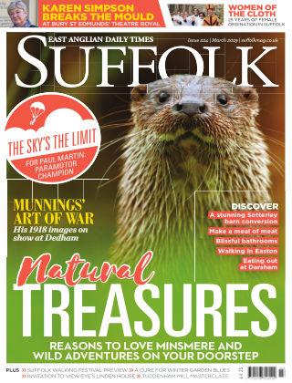 Suffolk Magazine March 2019