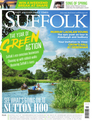 Suffolk Magazine April 2019
