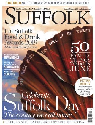 Suffolk Magazine June 2019
