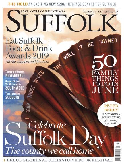 Suffolk Magazine May 17, 2019 00:00