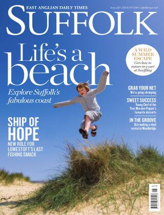 Suffolk Magazine August 2019