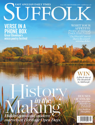 Suffolk Magazine September 2019