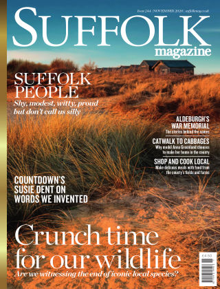 Suffolk Magazine November 2020