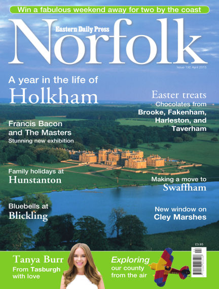 Norfolk Magazine March 25, 2015 00:00