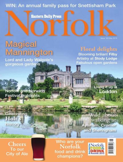 Norfolk Magazine April 28, 2015 00:00