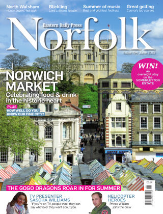 Norfolk Magazine June 2015
