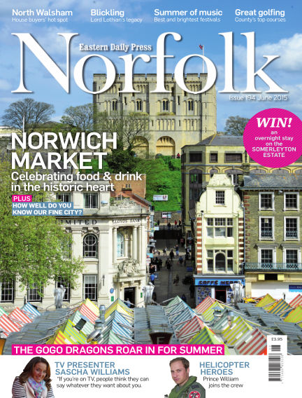 Norfolk Magazine May 27, 2015 00:00