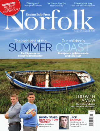 Norfolk Magazine August 2015