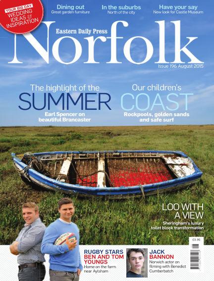 Norfolk Magazine July 29, 2015 00:00