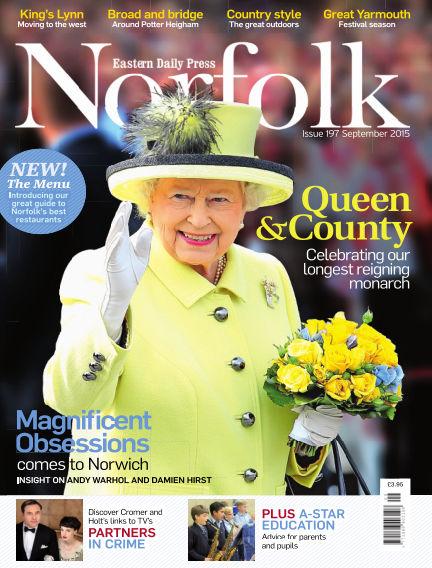 Norfolk Magazine August 26, 2015 00:00