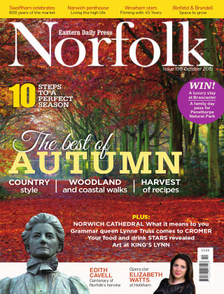 Norfolk Magazine October 2015