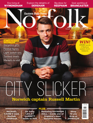 Norfolk Magazine November 2015