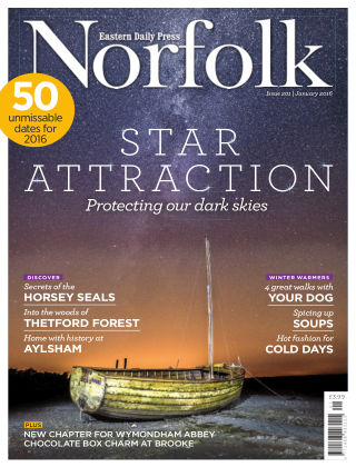 Norfolk Magazine January 2016