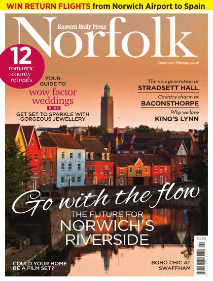 Norfolk Magazine January 27, 2016 00:00