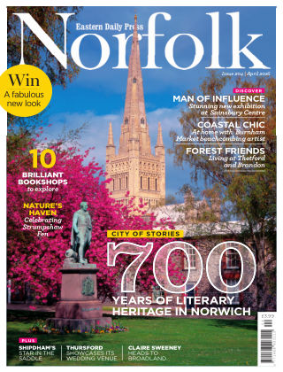 Norfolk Magazine April 2016