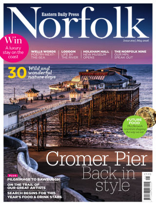 Norfolk Magazine May 2016