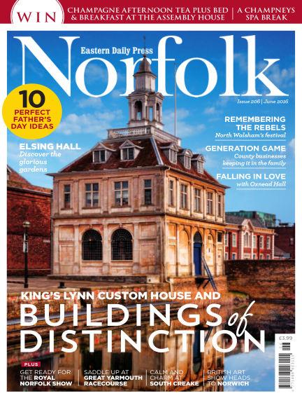 Norfolk Magazine May 25, 2016 00:00